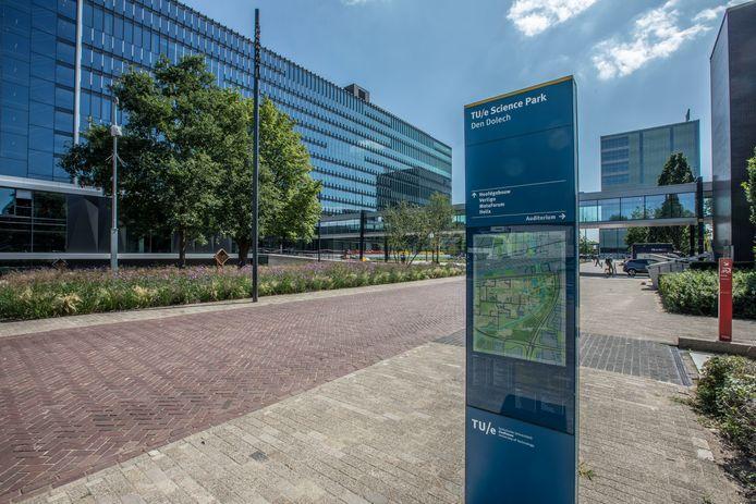 Gebouwen TUe in Eindhoven
