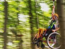 ANWB-prijs voor een rolstoel toegankelijk Avonturenpad van Rocks 'n Rivers in Goirle