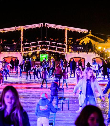 Pirouettes en pootje over: ijsbanen in de stad openen