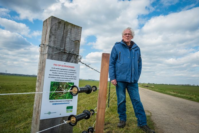 Cor Heidenrijk is coördinator van de agrarische natuurvereniging Veluwe Ijsselzoom