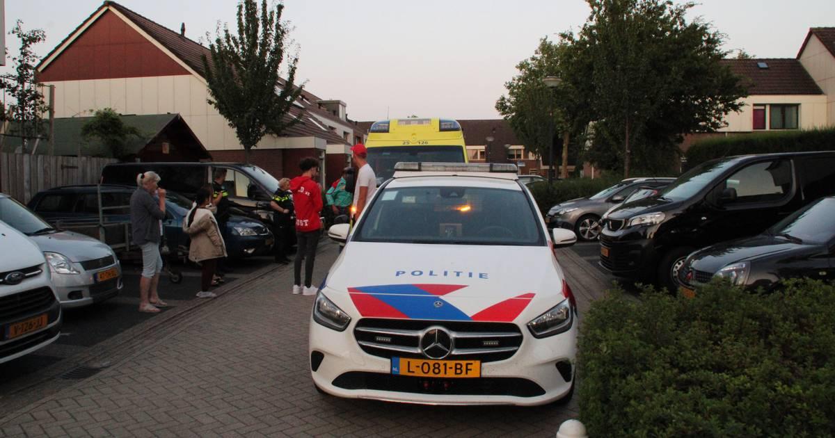 Meisje ernstig gewond na fietsongeluk in woonwijk Lelystad.