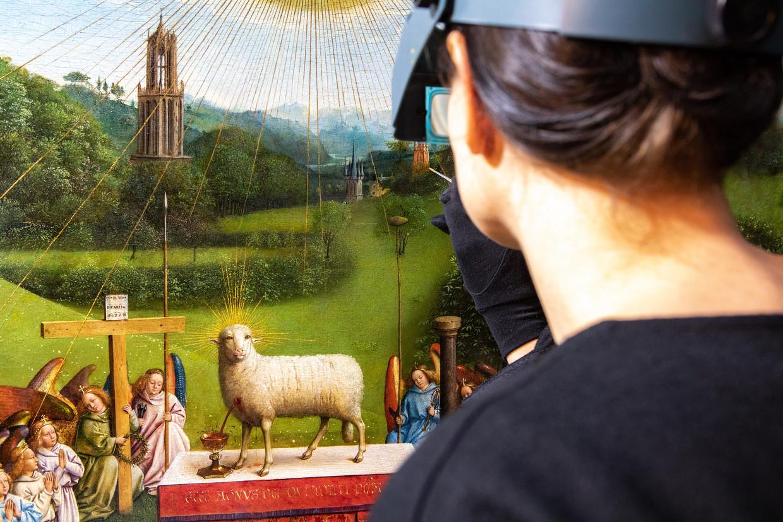 Geheimen van het Lam Gods - Documentary series (BEL-2020) Beeld VRT