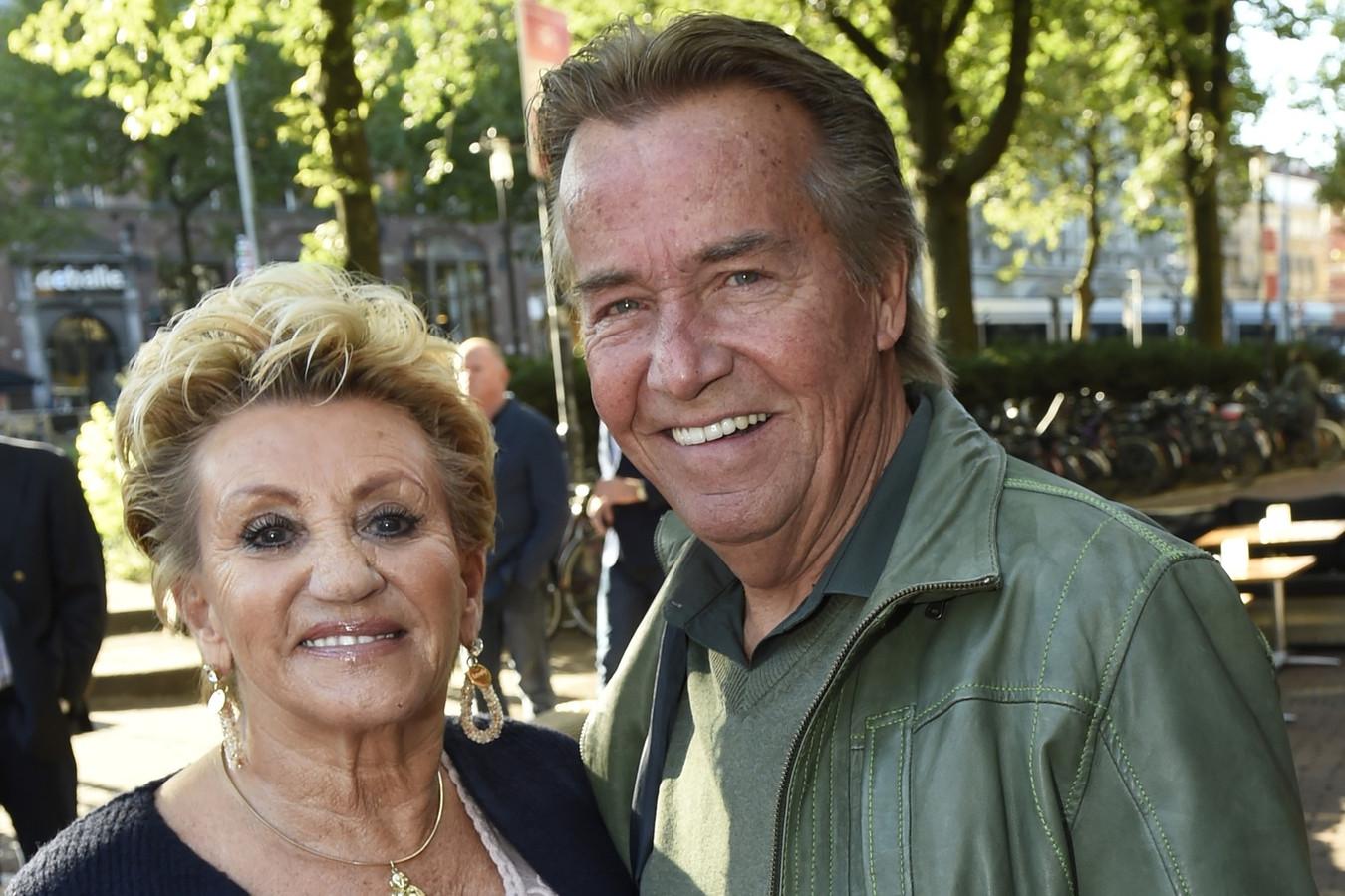 Hanny en Ton Veerkamp