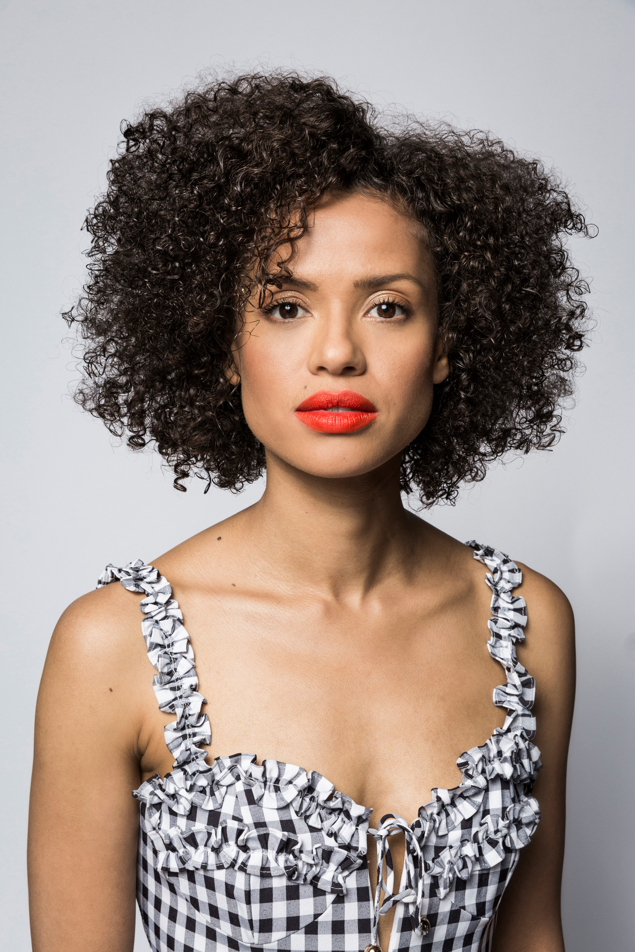 Actrice Gugu Mbatha-Raw. Beeld Contour RA via Getty Images