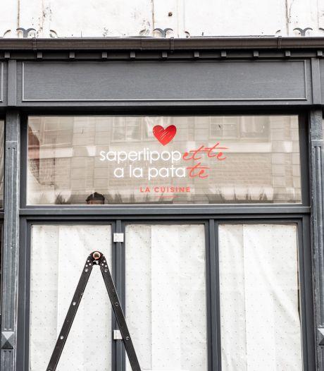Une Gaufrette Saperlipopette ouvrira bientôt... une friterie à Liège!