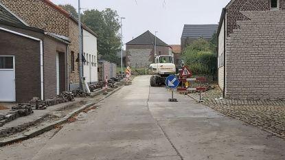 Oude en nieuwe waterleiding in Hauthem