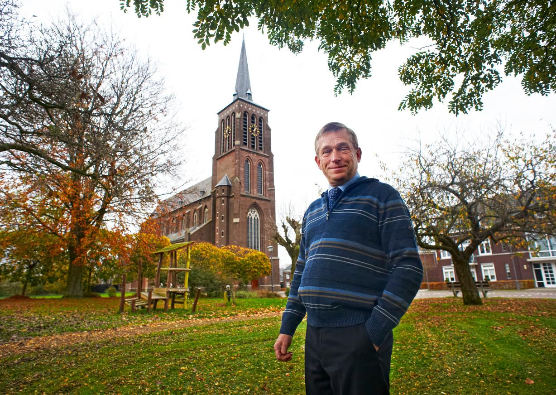 """Voorzitter Frans Zegers van de dorpsraad Eerde besloot te stoppen nadat er onrust was in het dorp vanwege grote meningsverschillen over de toekomst van de kerk. Mede hierom is volgens onder meer de monumentencommissie een kerkenvisie nodig. ,,Dat geeft duidelijkheid."""""""