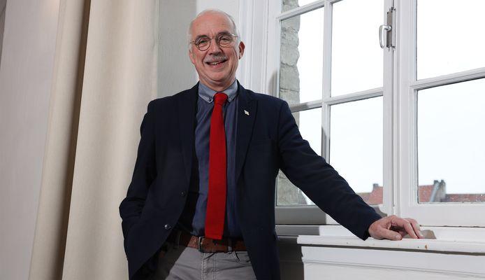 Burgemeester Jan-Frans Mulder