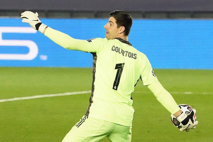 Thibaut Courtois se confie à quelques jours de la demi-finale retour du Real à Chelsea.