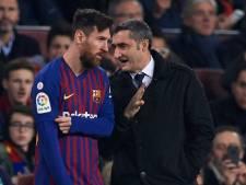 Valverde verlengt contract bij Barça tot 2020
