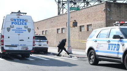Schutter opent vuur op agenten in New Yorks politiekantoor