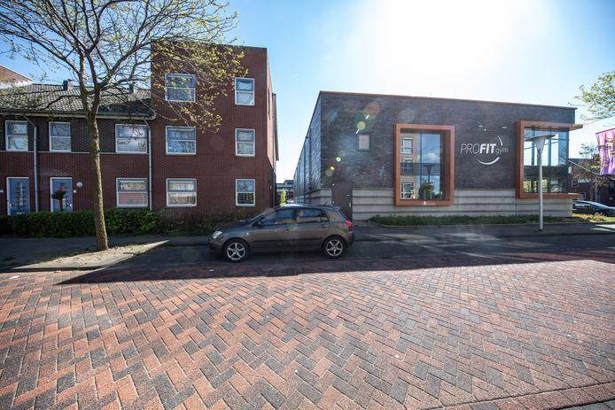 De ProFit Gym in Zwolle. Afbeelding ter illustratie.