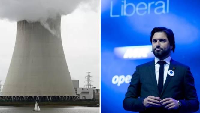 Sortie du nucléaire: Georges-Louis Bouchez tacle l'avis du Conseil supérieur de la Santé