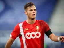 Zinho Vanheusden prêté au Genoa