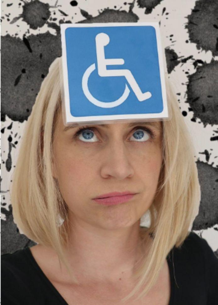 La fille de Nathalie est handicapée.