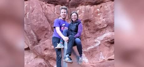 Un groupe d'amis trouve le mystérieux monolithe dans l'Utah