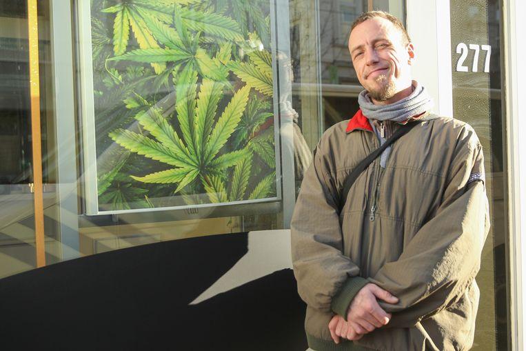 Klant Bjorn ziet wel een markt voor legale cannabis