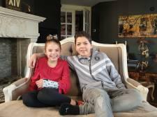 Apeldoornse Lily en Nino bekijken het in Kijkbuis Kids op SBS6