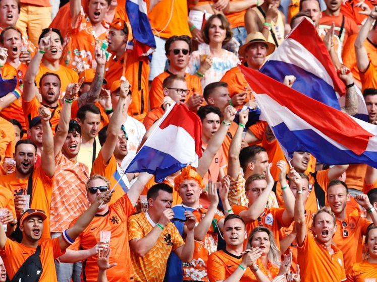 LIVE | Oranje Boven