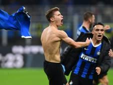 De Vrij ontsnapt met Inter opnieuw in slotfase aan puntenverlies
