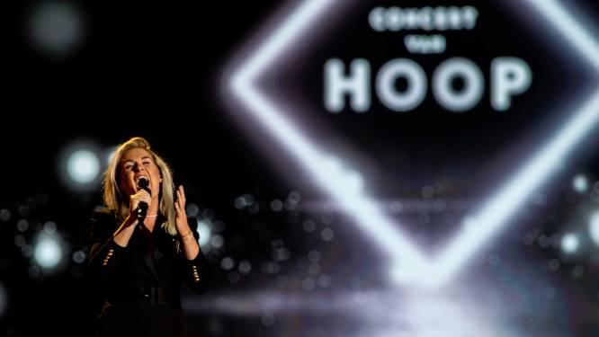 Tweede Concert van Hoop in Ahoy met nieuwe artiesten