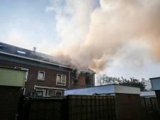 Brand uitgebroken in woning Dordrecht