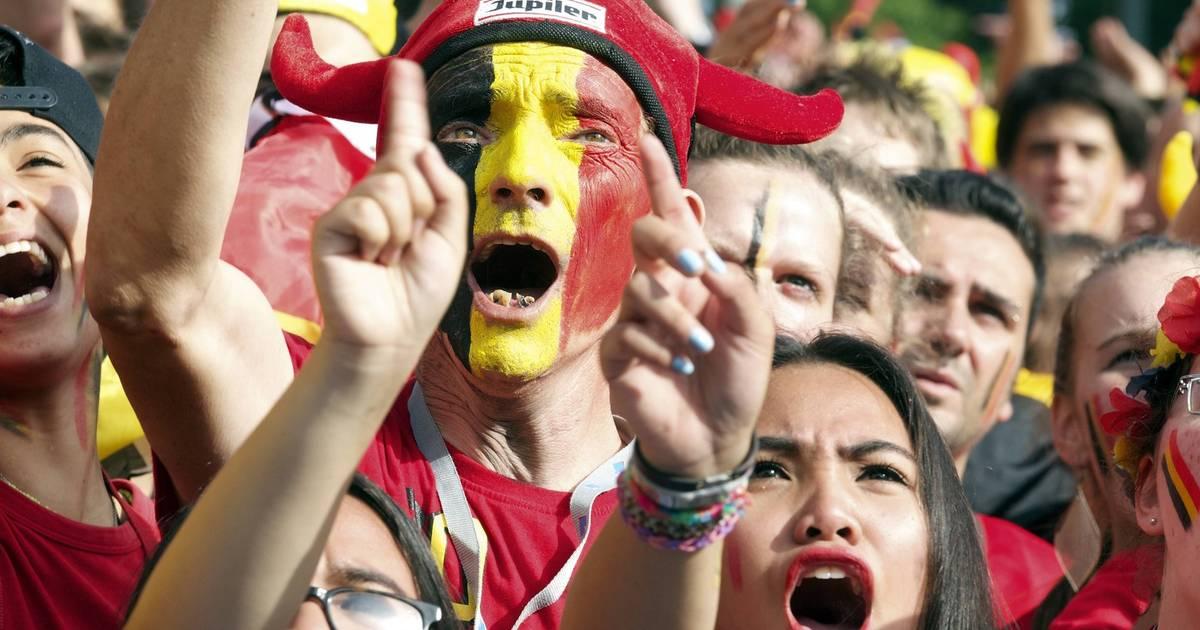 Rode Duivels vijfde op FIFA-ranking