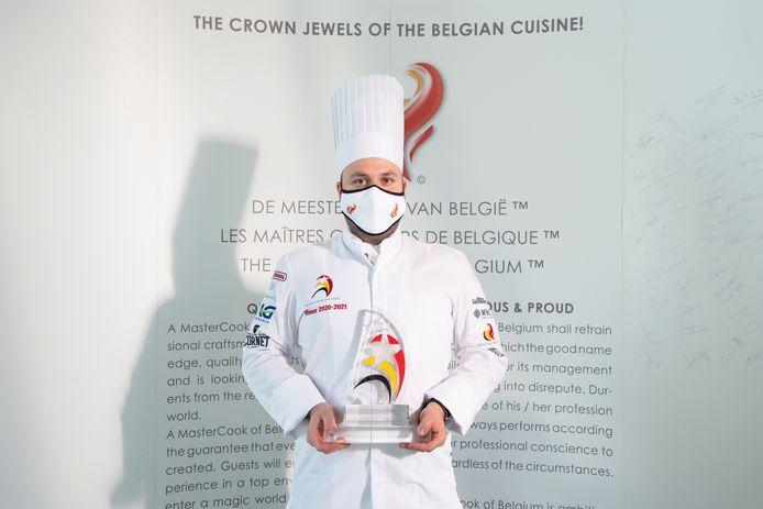 Le Chef Florian De Ruyck