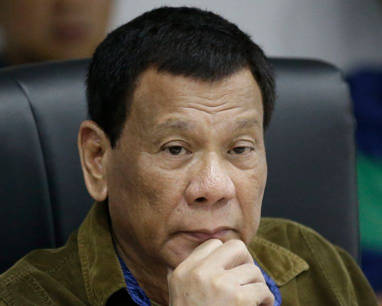 De 73-jarige president maakte zich vorige week grote zorgen over zijn gezondheid. Hij hield er rekening mee dat hij kanker of een andere ernstige ziekte had. Beeld AP