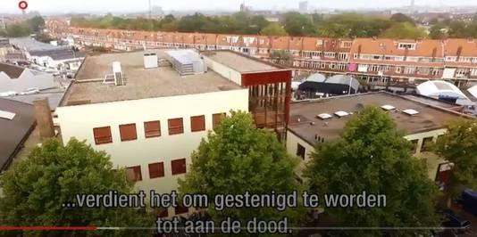 Fragmenten uit de uitzending van Nieuwsuur, waarin onder meer uitspraken worden gedaan over het stenigen van overspeligen en over vrouwen (slaven).