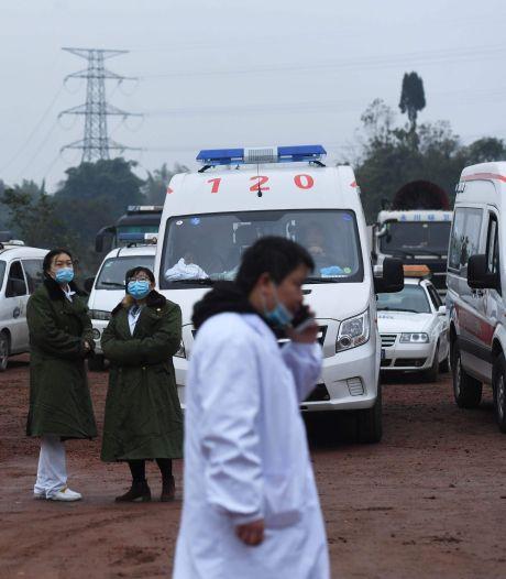 Zeker 18 doden door ongeluk in Chinese mijn