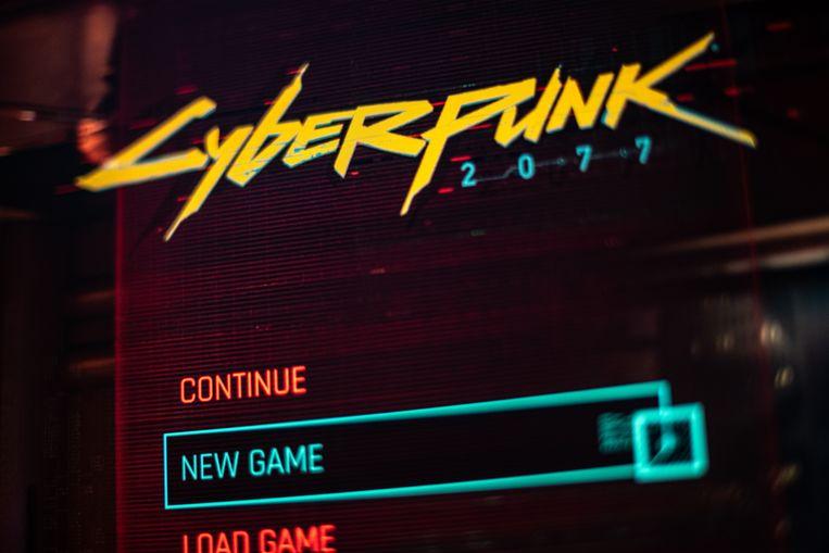 Cyberpunk 2077.  Beeld Joris Van Gennip