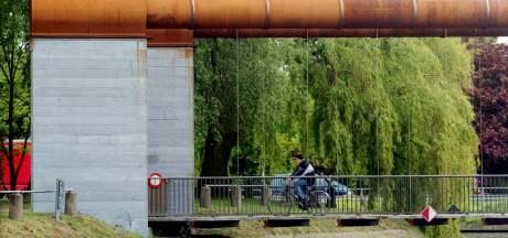 Conzettbrug weer toegankelijk na defect