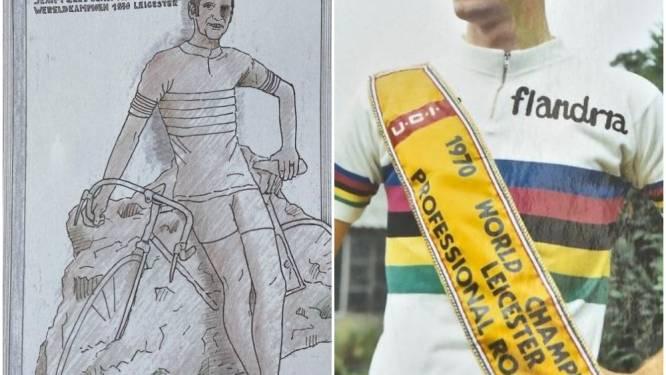 """50 jaar na zijn overlijden krijgt Jempi Monseré standbeeld aan KOERS, familie reageert tevreden: """"Blij dat Jean-Pierre nog niet vergeten is"""""""