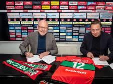 NEC strikt met Excluton nog een shirtsponsor uit Druten