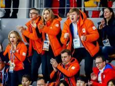 Koninklijke felicitaties voor schaatssuccessen