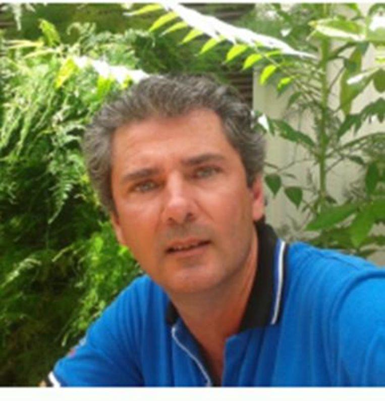 Onderzoeksrechter Joris Raskin. Beeld RV