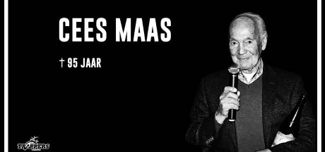 Trappers-erelid Cees Maas (95) overleden