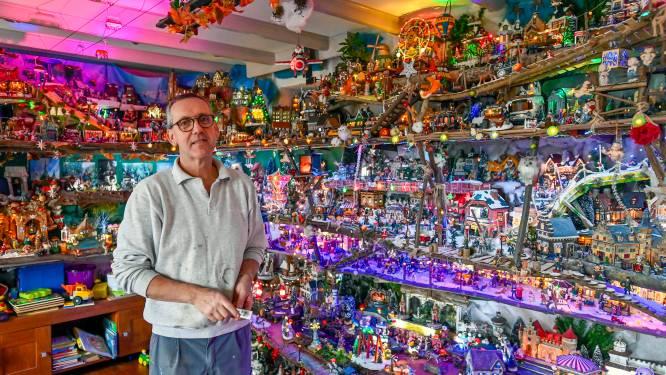Is dit het grootste kerstdorp van Nederland? 'Opbouwen duurde vijf weken'