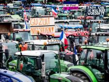 Boeren komen woensdag naar Bilthoven, maar voor deur van RIVM mogen ze niet demonstreren