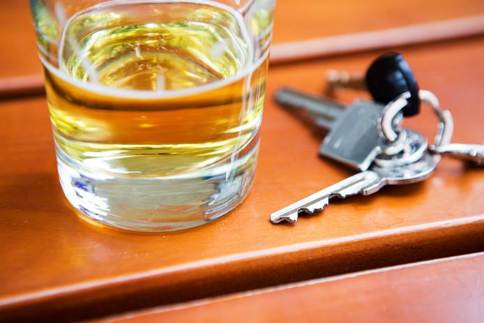 Diverse bestuurders bleken te veel te hebben gedronken.