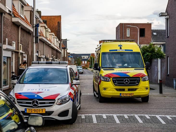 Gewonde bij steekpartij in Tilburg, verdachte in huis aangehouden