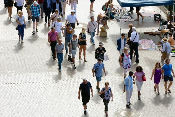 In Twente overleden in een half jaar tijd 3.967 mensen en kwamen er 'slechts' 3.252 ter wereld.