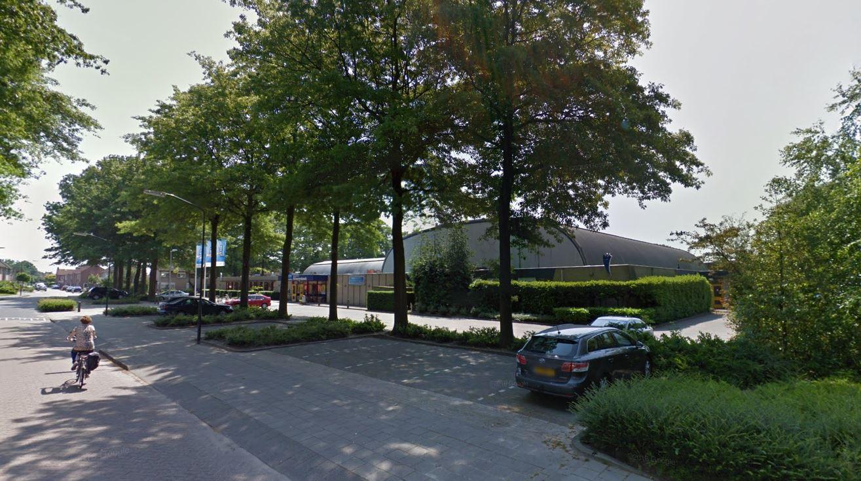 De Hispohal aan de John F. Kennedylaan is niet meer in gebruik sinds de opening van het nieuwe sportcentrum De Roodloop.