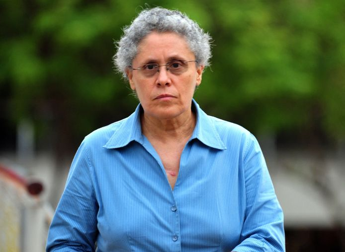 Ex-guerrilla Dora Maria Tellez, een van de meest kritische tegenstanders van de regering van Daniel Ortega, werd door de politie opgepakt.