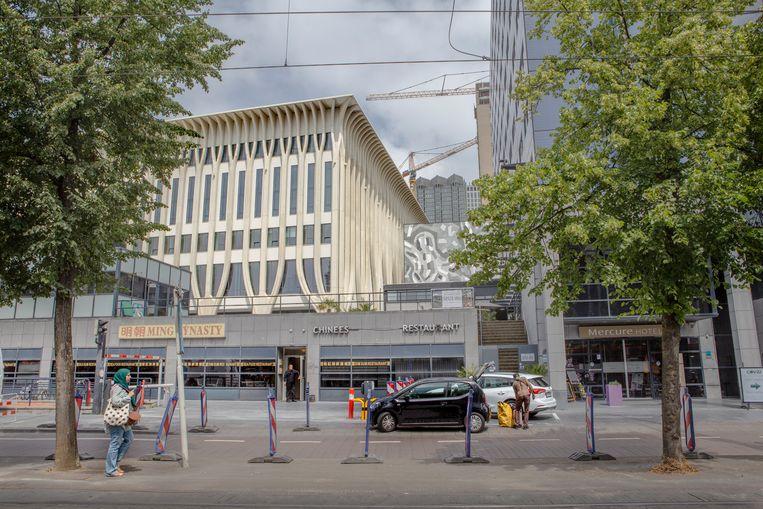 Cultuurcomplex Amare, aan het Spui in Den Haag. Beeld Pauline Niks