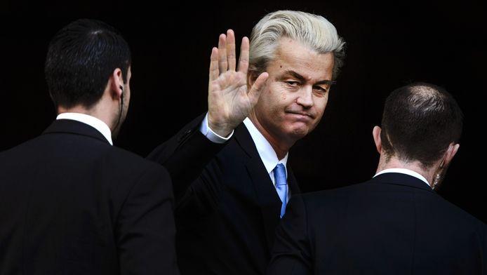 Geert Wilders heeft maar weinig op met Brussel, laat hij aan een Belgische krant weten.
