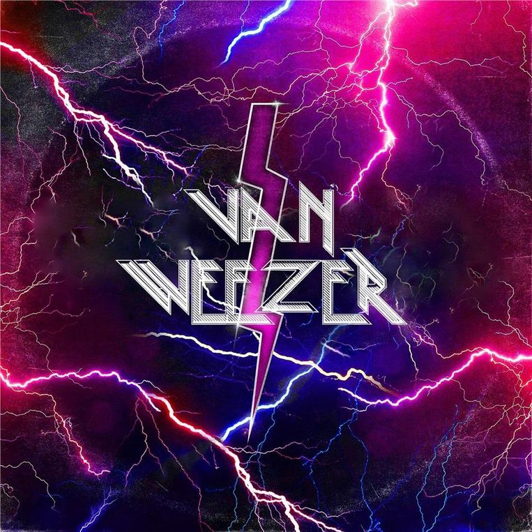 Weezer Van Weezer Beeld RV