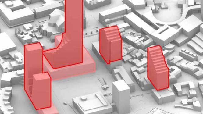 Focus niet op hoogte; omwonenden willen een toegankelijk en levendig plein met bescheiden torens