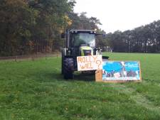 'Wel rally geen koeien?' Boerenprotest rond Twente Rally